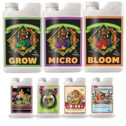 HOBBYST TOP Advanced Nutrients 1 Lt - Kit Fertilizzanti