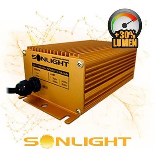 Alimentatore-Ballast 150W HPS/MH Sonlight Elettronico