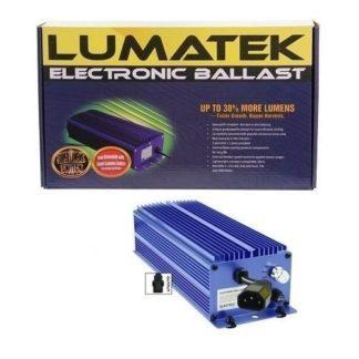 Ballast Dimmerabile Lumatek-Alimentatore Elettronico per Lampade MH e HPS
