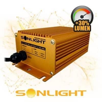 Alimentatore-Ballast 600W HPS:MH Sonlight Elettronico