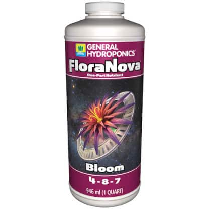 FLORANOVA BLOOM GHE Fertilizzante Fioritura Concentrato