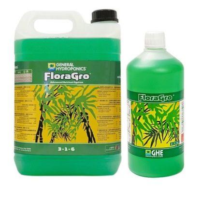 Flora Gro GHE Flora Series - Fertilizzante per la fase di crescita vegetativa