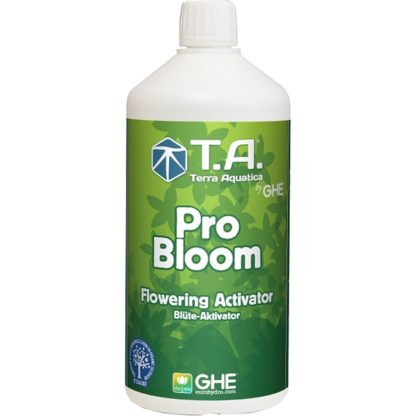 GHE Pro Bloom ex Bio Bloom - booster per la fioritura