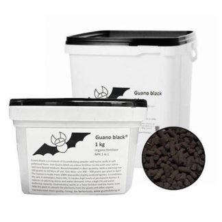 GUANOKALONG BLACK (Guano di Pipistrello + Humus) Fertilizzante Organico