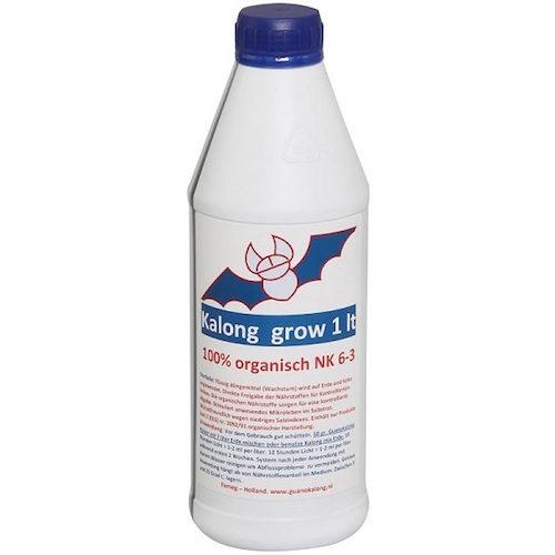 GuanoKalong Grow 100% Organico Liquido Fertilizzante Crescita