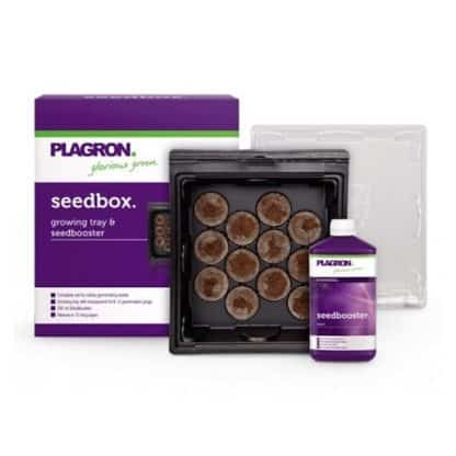 Plagron Seed Box Kit Germinazione Completo per Coltivazione Indoor Grow Box