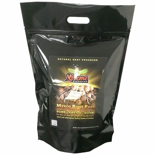 Xtreme Gardening Mykos Micorrize Batteri per Crescita Radici-Ammendante 100% Bio