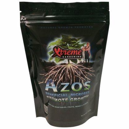 Azos Batteri Xtreme Gardening Additivo Bio 100% per Crescita Piante