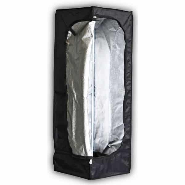 Grow Box MAMMOTH LITE 60 - 60X60x140cm per Coltivazione Indoor