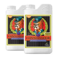 Connoisseur Grow A+B Advanced Nutrients Fertilizzante Premium per una crescita completa