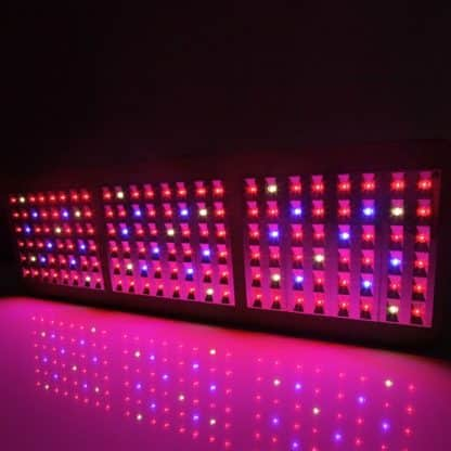 Lampade LED Mars Hydro 144 Led 5w Consumo Coltivazione Indoor