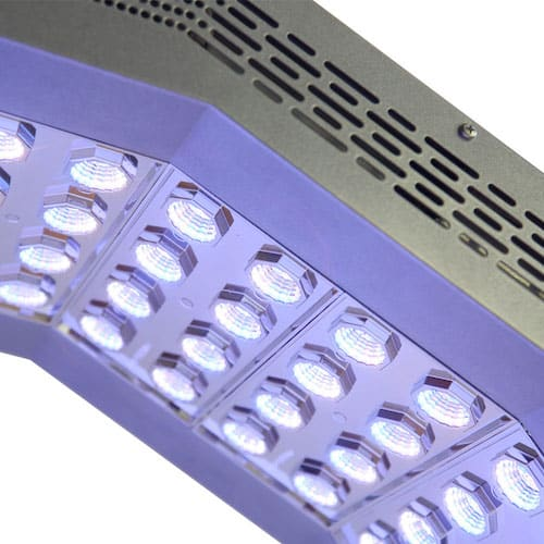 Mars pro ii cree 256 led mini cob 5w 670w lampade coltivazione for Tipi di lampade a led