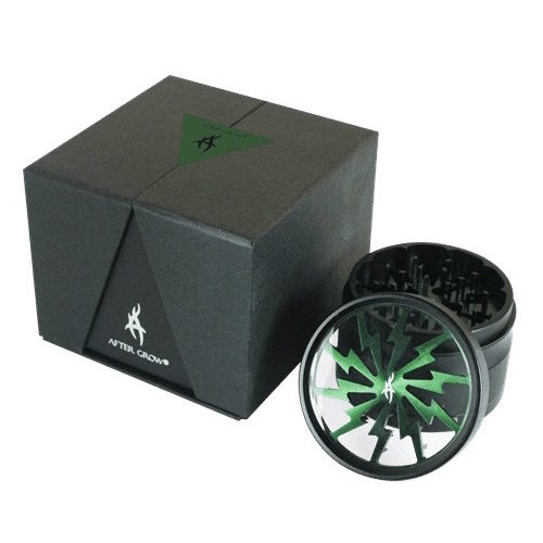 Thorinder Grinder Green 4 parti Tritatabacco Pollinator by After Grow
