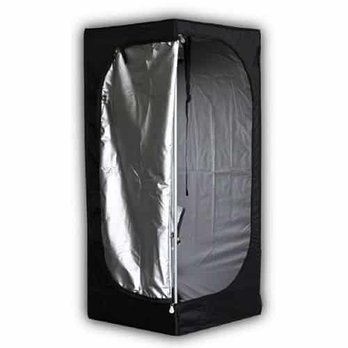 Grow Box Mammoth Lite 60 - 60x60x140 per Coltivazione Indoor