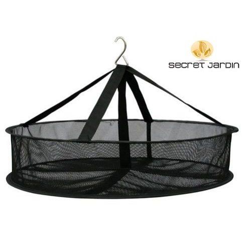 Dry It 45 cm Rete Essiccatrice per Grow Room Secret Jardin da 1 Ripiano per Spezie e Frutti