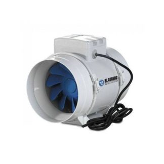 Estrattore Bi Turbo Blauberg 150mm 520mc/h