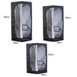 Configura Kit Grow Box Aitontek Lite 60 Completo per Coltivazione Indoor