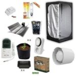 Kit Grow Room Indoor Mammoth Lite 100 100x100x180+HPS 250W Agro Cultilite