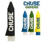Chube Grinder in Silicone Medico Trita Tabacco Infrangibile-Impermeabile-Sottovuoto