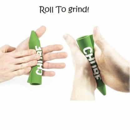 Chube Grinder in Silicone con con contenitore sottovuoto-impermeabile