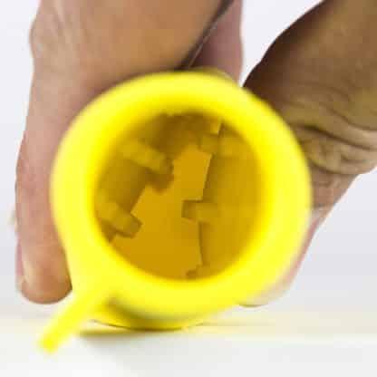 Chube Grinder in Silicone Impermeabile Infrangibile con chiusura Ermetica