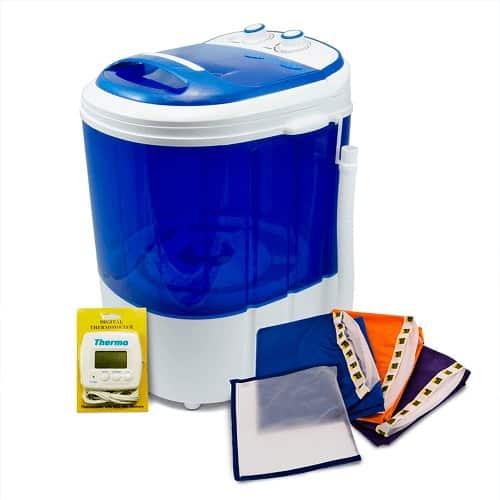 Kit Ice Washer-Lavatrice per Estrazione Resina a Freddo (Ghiaccio) + 3 Borse The Pure Factory
