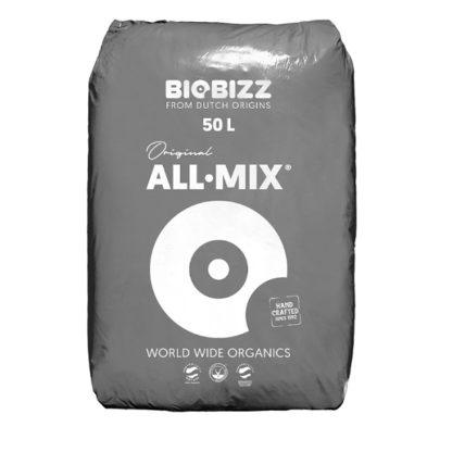 All Mix BioBizz - Terriccio pre-fertilizzato con ph stabile