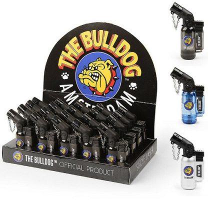 Lighter Laser Accendino Antivento The Bulldog Amsterdam