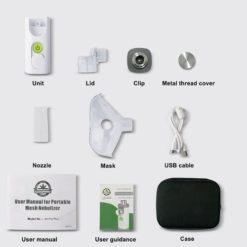 Nebulizzatore-a-Ultrasuoni-AIR-PRO-PLUS-accessori
