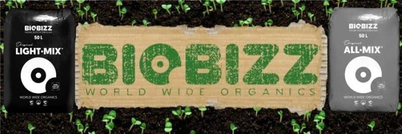 Substrato Coltivazione Biobizz Light Mix - All Mix