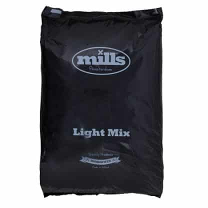 MILLS LIGHT MIX - 50 L Substrato Organico con Perlite