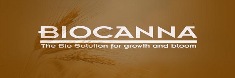 BioCanna Stimolatori e Nutrimenti Organici per la crescita e fioritura delle piante