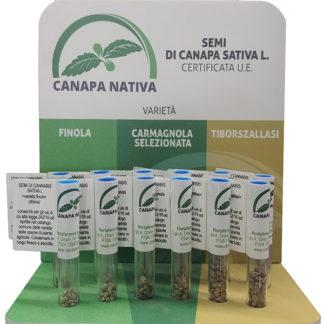 Cannabis Sativa L. - semi autofiorenti certificati