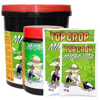 Microvita Top Crop Ammendante con Batteri Benefici e Micorrize