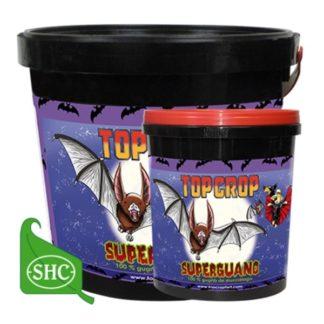 Superguano Top Crop Guano di Pipistrello Ammendante Organico